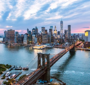 Book domestic travel with Wetzstein Travel and visit places like New York City.